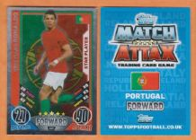 Portugal Cristiano Ronaldo Real Madrid Star Player